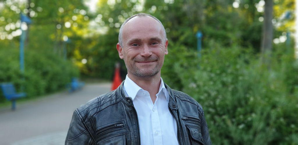David Schichel. Foto: Sascha von Gerishem