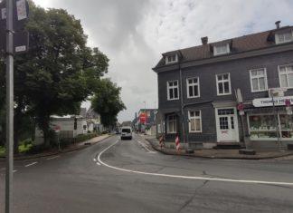 Die Deckensanierung der Kreuzbergstraße in Lüttringhausen beginnt am 20. Juli 2020. Foto: Nicole Dahmen