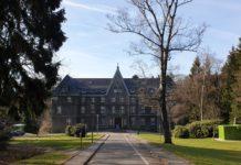 Das wunderschöne Mutterhaus in der Evangelischen Stiftung Tannenhof. Foto: Sascha von Gerishem