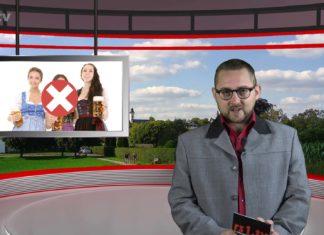 """Marcus Schmidt in der Ausgabe KW34 von """"Die Woche"""" - Lokalnachrichten aus Remscheid. Screenshot: rs1.tv"""