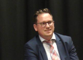 Sven Chudzinski, FDP Remscheid. Bild: Sascha von Gerishem