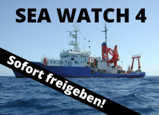 Die Sea Watch 4 hieß früher Poseidon. Foto: Goetz Ruhland - Goetz Ruhland (gruhland@gruhland.de), CC BY-SA 3.0