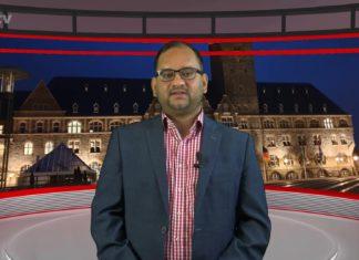 Der Kommentar zur Kommunalwahl 2020 in Remscheid kommt von rs1.tv-Chefredakteur Arunava Chaudhuri. Screenshot: rs1.tv