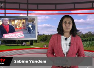 Die Kurznachrichten und Termine gibt es diesmal von Sabine Yündem.
