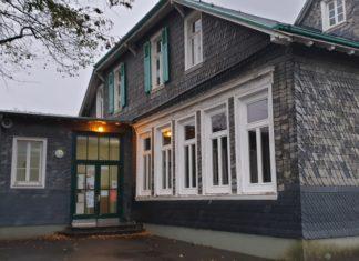 Teilstandort Goldenberg der Lüttringhauser Adolf-Clarenbach Grundschule. Foto: Sascha von Gerishem