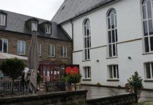 Das Kulturzentrum Klosterkirche e.V. befindet sich in der Klostergasse 8 in 42897 Remscheid-Lennep. Foto: Sascha von Gerishem