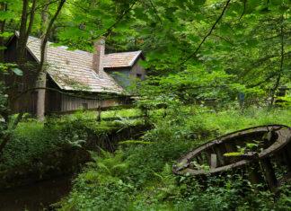Der Hilbertshammer. Ein denkmalgeschütztes Bauwerk in Remscheid. Bild: WDR/Sigurd Tesche