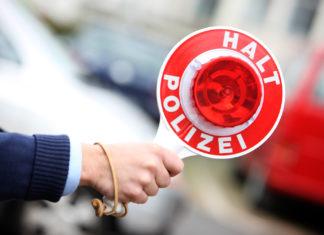 Halt, Polizei! Symbolbild.