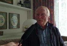 Peter Maar, Ehrenvorsitzender vom Heimatbund Lüttringhausen. Video: Sascha von Gerishem