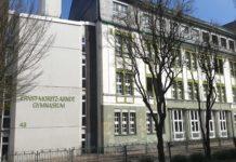 Ernst-Moritz-Arndt-Gymnasium, Elberfelder Straße 48, 42853 Remscheid. Foto: Sascha von Gerishem