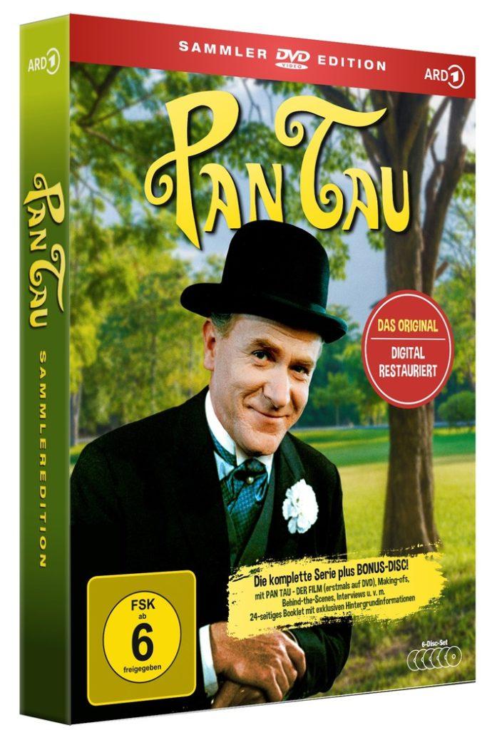 Pan Tau - DAS ORIGINAL Digital Restauriert und neu abgetastet in HD Exklusive DVD-Sammleredition. Artwork: obs/WDR mediagroup GmbH