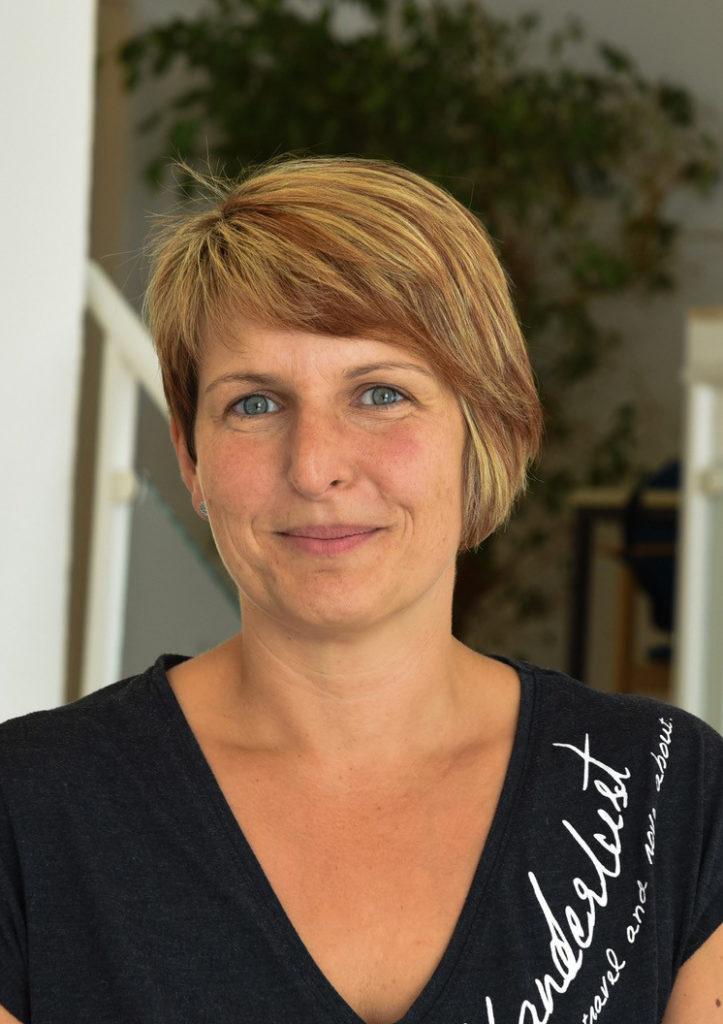 Agnes Lokajczyk von der AWO Tagespflege am Hof Glassiepen. Foto: AWO Remscheid