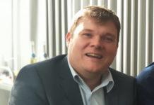 Markus Kötter. Fraktionsvorsitzender der CDU Remscheid. Foto: Sascha von Gerishem