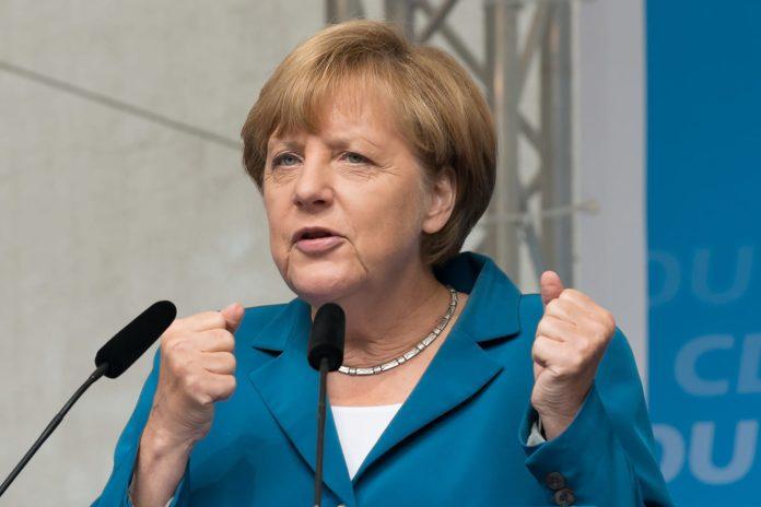 Angela Merkel. Foto: offiziell