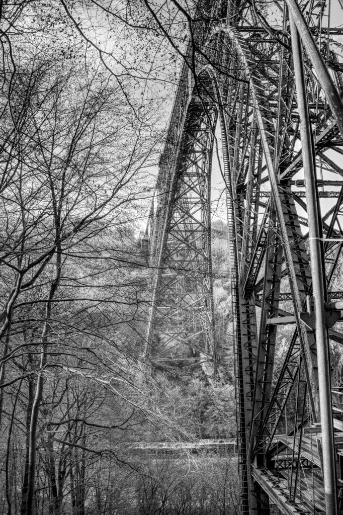 Die Müngstener Brücke. Foto: Elmar Billen