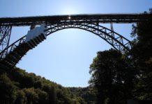 Die Müngstener Brücke. Foto: Michael Dahmen