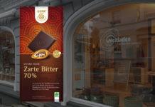 Fairgehandelte Schokolade von der GEPA gibt es im Flair-Weltladen in der Gertenbachstraße 17 in Lüttringhausen. Foto: Sascha von Gerishem