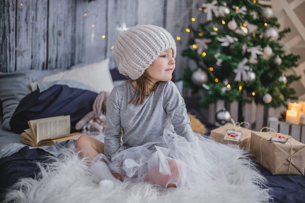 Für Kinder ist die Adventszeit immer ein zauberhaftes Erlebnis.