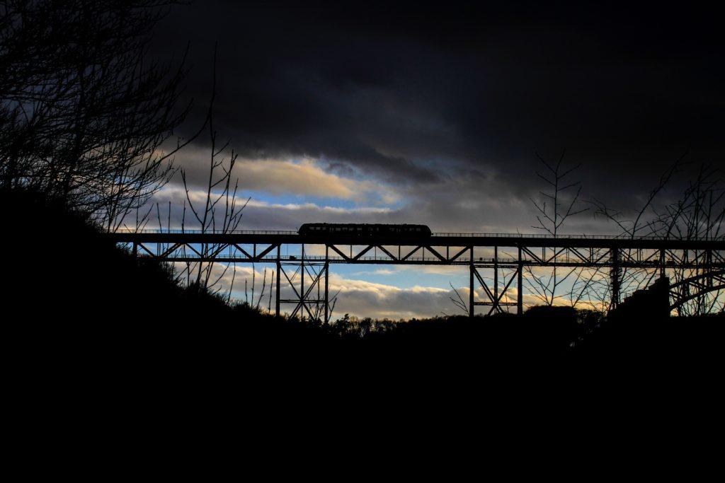 Die Müngstener Brücke. Foto: Carola Achtundsechzig