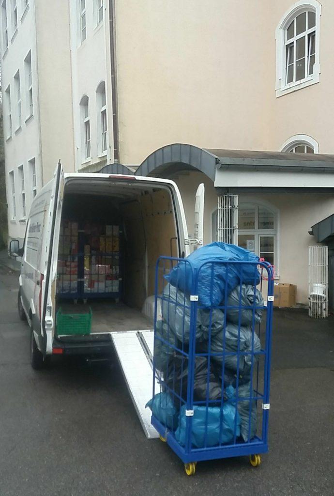 Großer Erfolg für den guten Zweck: Spendenaktion der GGS Kremenholl. Foto: Sascha Koch