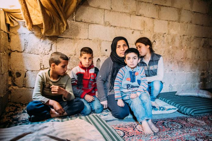 Psychische Probleme unter Kindern in Syrien nehmen weiter zu. Foto: obs/SOS-Kinderdörfer weltweit/Alea Horst, Damaskus 2019