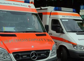 Rettungsdienst. Symbolbild.