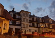 """Alte Feuerwache: Ab 2023/2024 Heimat der Stadtteilbibliothek Lüttringhausen und """"Dritter Ort"""". Foto: Sascha von Gerishem"""