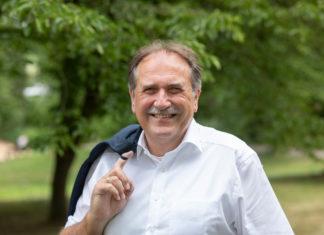Vorsitzender der SPD Lennep: Jürgen Kucharzyk. Foto: Thomas E. Wunsch