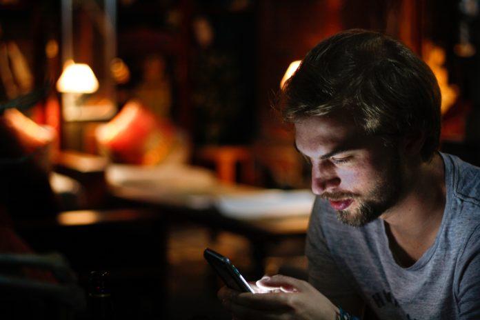 Online Dating boomt zu Zeiten von Corona. Foto: Eddy Billard