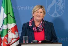 Claudia Middendorf, Beauftragte der Landesregierung für Menschen mit Behinderung sowie für Patientinnen und Patienten in Nordrhein-Westfalen. Foto: Land NRW