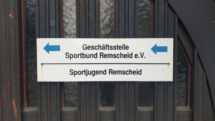 Die Geschäftsstelle vom Sportbund Remscheid ist in der Jan-Wellem-Straße 29 in 42859 Remscheid. Foto: Sascha von Gerishem