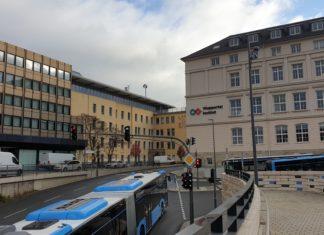 Döppersberg: Impression aus Wuppertal. Foto: Sascha von Gerishem