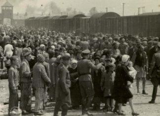 """""""Ein Tag in Auschwitz"""": Kinder und Frauen galten als """"nicht einsatzfähig"""" und wurden abgesondert. Bild: obs/ZDFinfo/ZDF/Yad Vashem"""