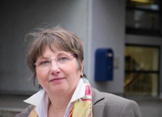 Angelika Büscher, evangelische Johannes-Löhr-Gesamtschule Burscheid, Rektorin. Foto: Ekkehard Rüger / Evangelische Kirche im Rheinland