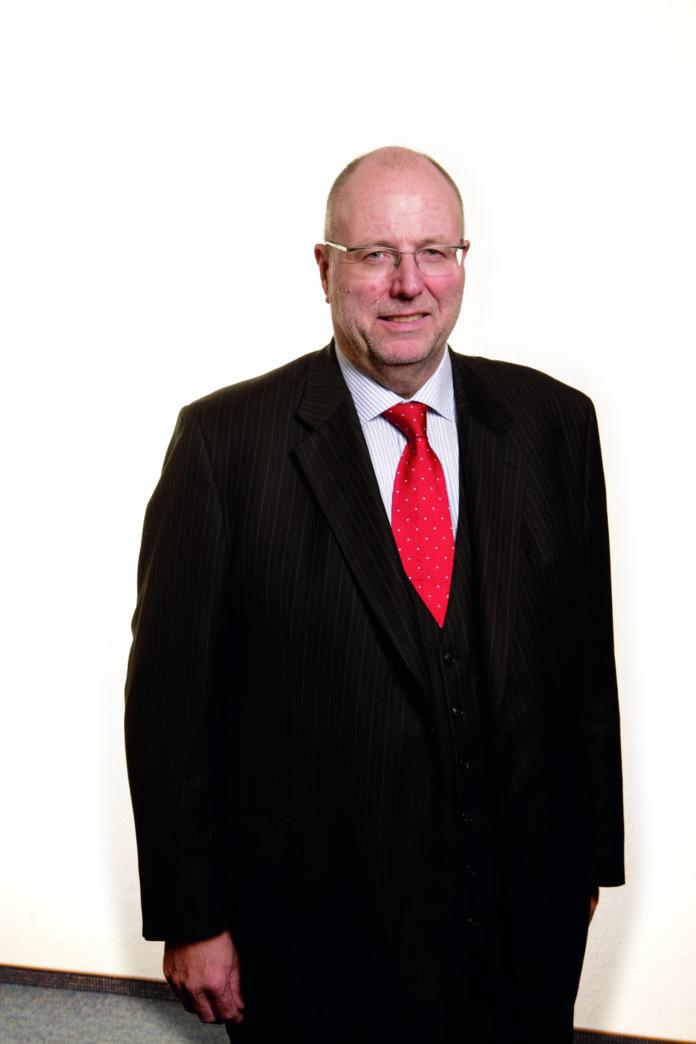 Friedhelm Sträter verstarb am 11. Januar 2021. Foto: Bergische IHK