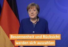 """""""Besonnenheit und Rücksicht werden sich auszahlen"""" – Kanzlerin Merkel im Podcast zur Pandemiebekämpfung im Januar"""