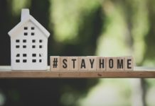 #stayhome - Ein Motto, das hilft Menschenleben zu retten.