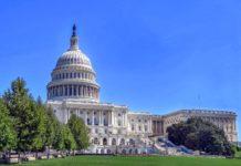Das Kapitol in Washington, USA. Sitz des Kongresses. Foto: Francine Sreca