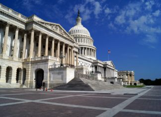 Das Kapitol in Washington, USA. Sitz des Kongresses. Foto: Stephanie Jenkins