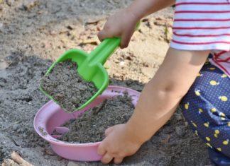 Kinder lieben Spielplätze. Symbolfoto.