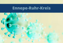 Ennepe-Ruhr-Kreis: Aktuelle Corona-Zahlen und Inzidenz-Werte für heute.