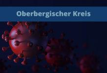 Oberbergischer Kreis: Aktuelle Corona-Zahlen und Inzidenz-Werte für heute.
