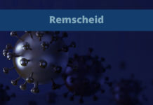 Remscheid: Aktuelle Corona-Zahlen und Inzidenz-Werte für heute.
