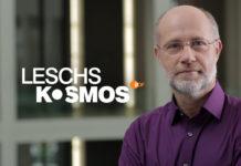 Harald Lesch nimmt den aktuellen Stand der Forschung unter die Lupe. Copyright: ZDF/luxlotusliner