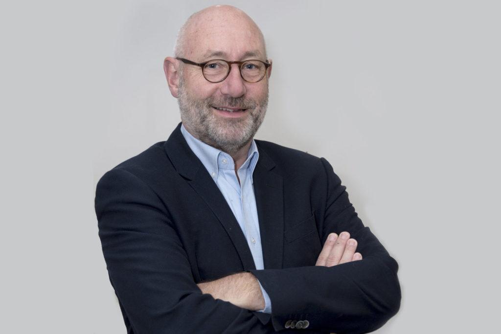Stadtdirektor und Kämmer von Wuppertal: Johannes Slawig. Foto: Antje Zeis-Loi Medienzentrum