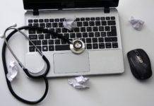 Virtuelles Krankenhaus in NRW: Telekonsile und Televisiten inklusive. Symbolbild.