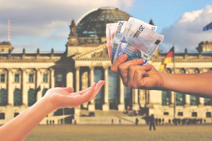 Steuernachzahlungen sind in Deutschland besonders beliebt. Nicht. Symbolfoto.