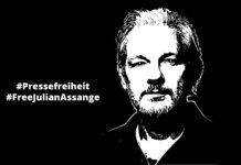 Nicht wer Kriegsverbrechen aufdeckt, gehört vor Gericht, sondern wer sie begeht. #Pressefreiheit #FreeJulianAssange