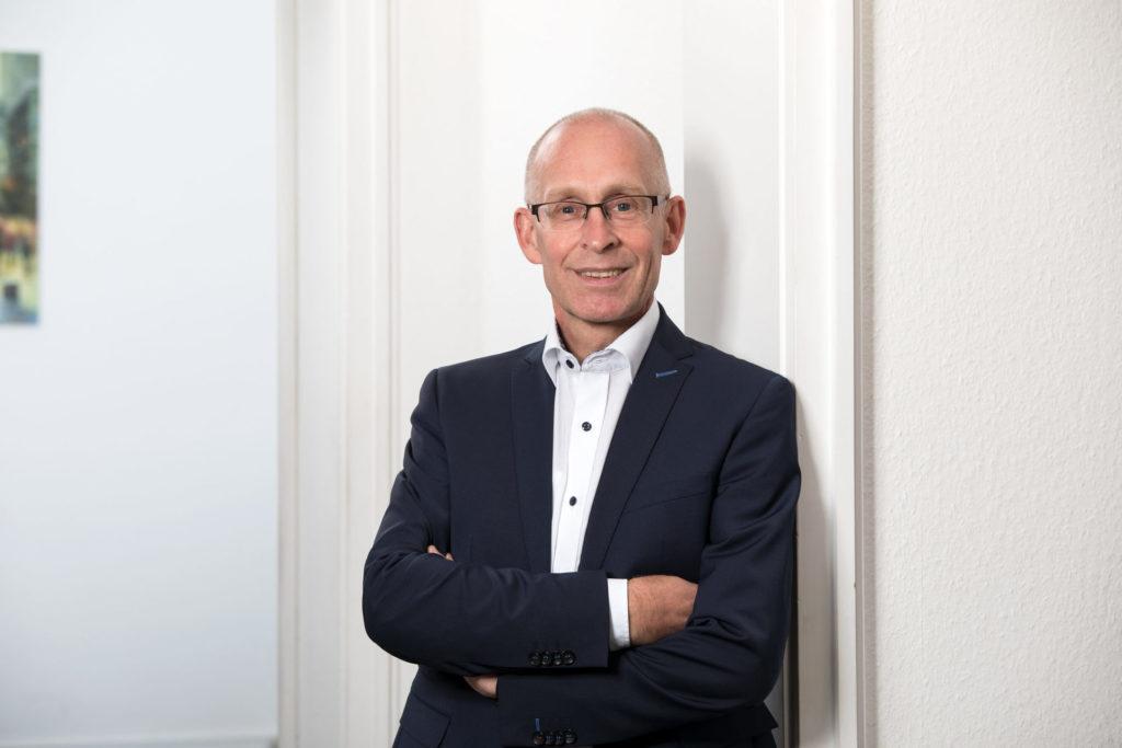 Stefan Kühn, Gesundheitsdezernent von Wuppertal. Foto: Stadt Wuppertal