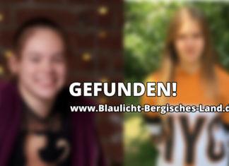 Die vermissten Mädchen aus Bergisch Gladbach wurden aufgefunden.